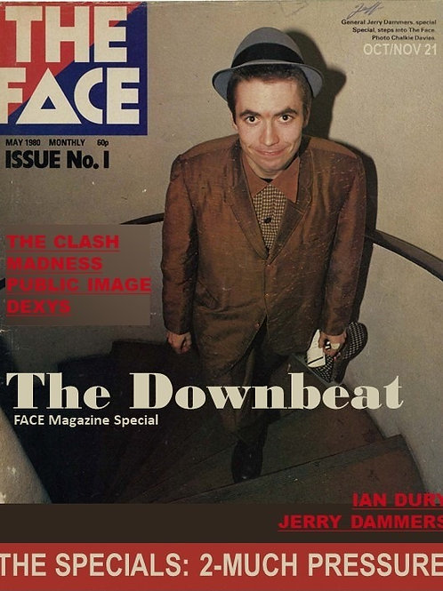 Downbeat Magazine Face Special