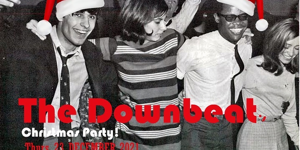 The Downbeat Club Christmas Party