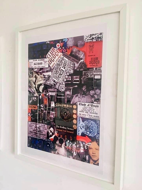 The Club a'Gogo Collage