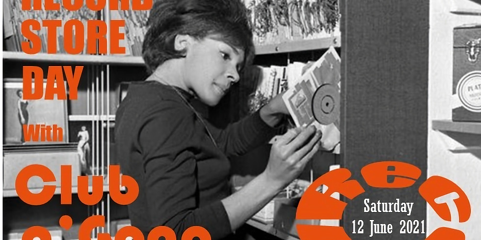 Record Store Day at Club a'Gogo