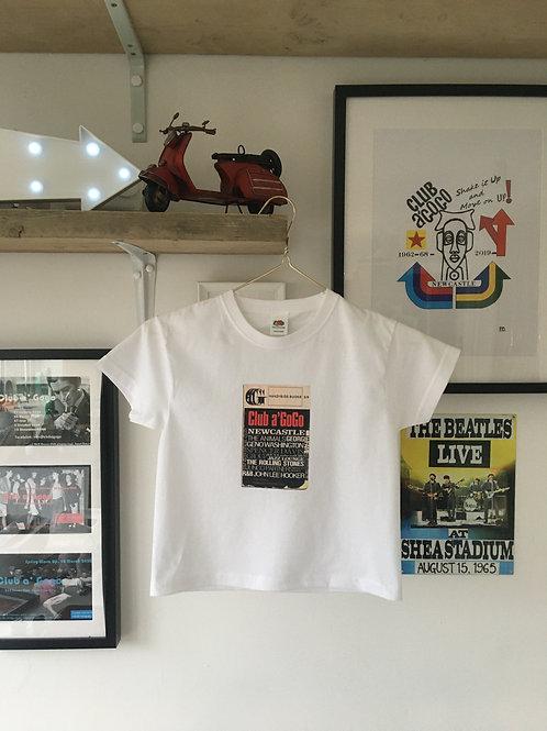Kids T Shirt - Club a'Gogo Book Cover