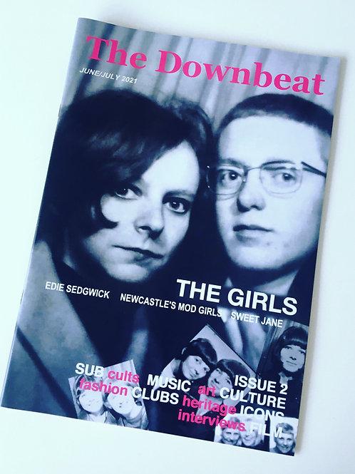 The Downbeat Magazine - Issue 2