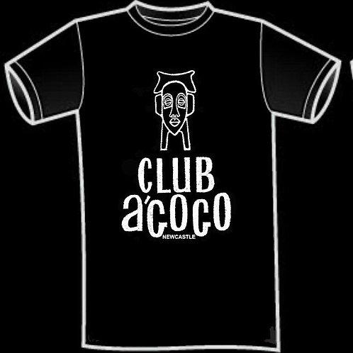 Club a' Gogo ™  Black T Shirt (Unisex)