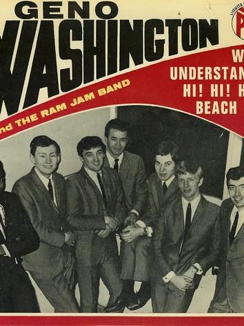 Geno and his Ram Jam Band