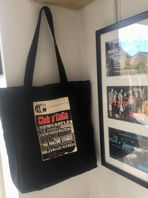 The Club a'Gogo Tote Bag