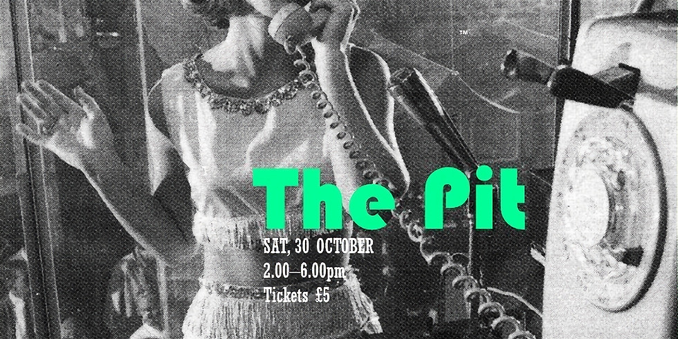 The Pit - Afternoon Sessions