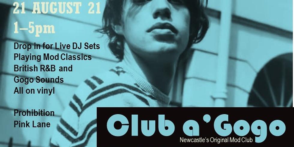 Club a'Gogo FREE EVENT