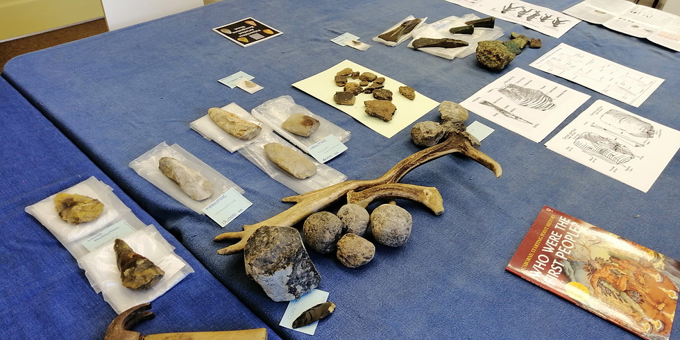 Journey into the Stone Age and Prehistory (Adult tickets available)