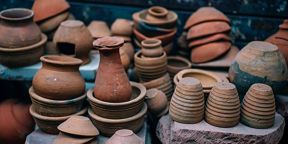 Introduction to Pottery (Adult Workshop 16+)