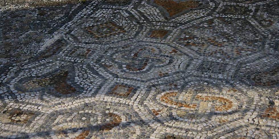 Making Mosaics (Junior Workshop) Tuesday 16th April