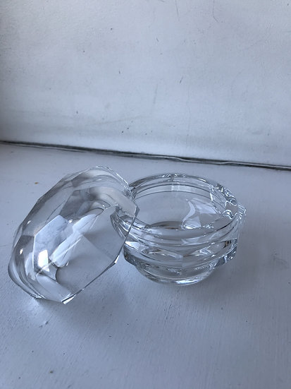 Baccarat Crystal - Candy Holder Bomboniere