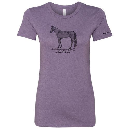 Horses According to Holmes (Ladies) - MSRP $27