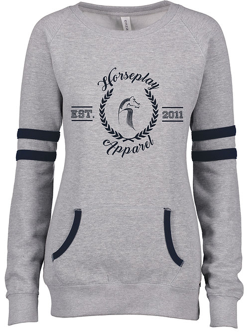 Horseplay Varsity Sweatshirt