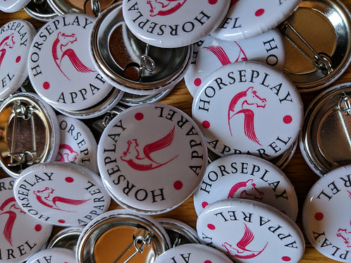 Horseplay Pin
