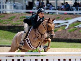 Ambassador Interviews: Brynn on Horse Showing!