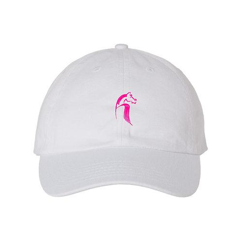 HP Logo Hat White