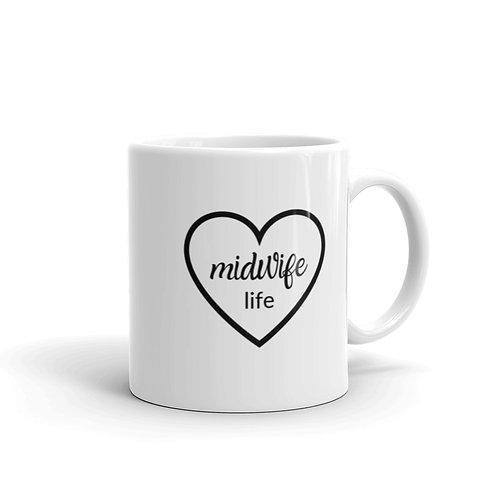Midwife Live - Mug