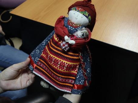 Мастерим куклы-обереги