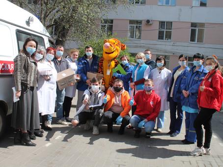 28 апреля - День работников скорой помощи!