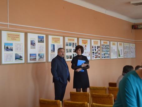 Рабочий визит в ЛПУ  Смоленской области