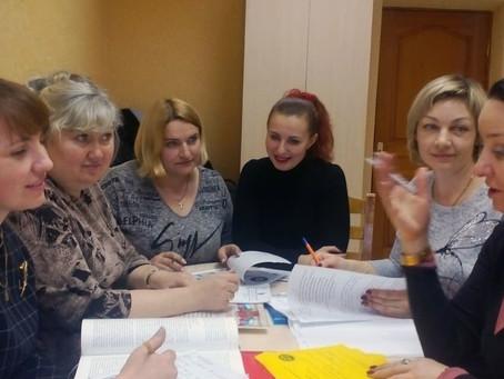 Рабочее совещание Совета сестер и Правления БРОО «АСПБ»