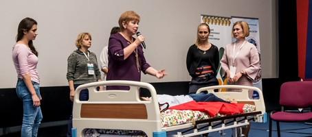 VI конференция с международным участием «Роль медицинской сестры в паллиативной помощи»