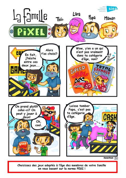 Famille Pixel - Ep 2 - FR Rouge - 2015.j