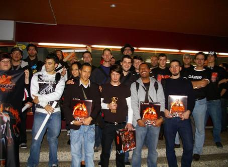 Championnat Suisse Tekken 6, 2009