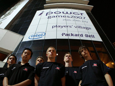 Ipower Games, Lisbonne, 2007