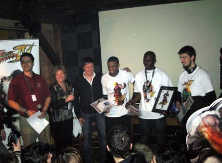 Tournoi Street Fighter IV, Taco's Lausanne, 2009