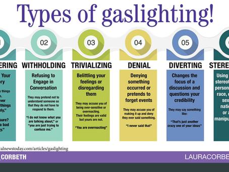 The Ultimate Abuse - Gaslighting