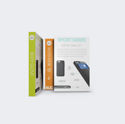BodyGlove® PhoneCase Packaging