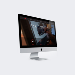 RadioVision Website