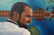 Portrait of a Traveller & Music Lover