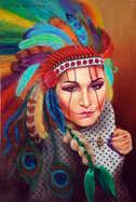 Olesya: The Shaman