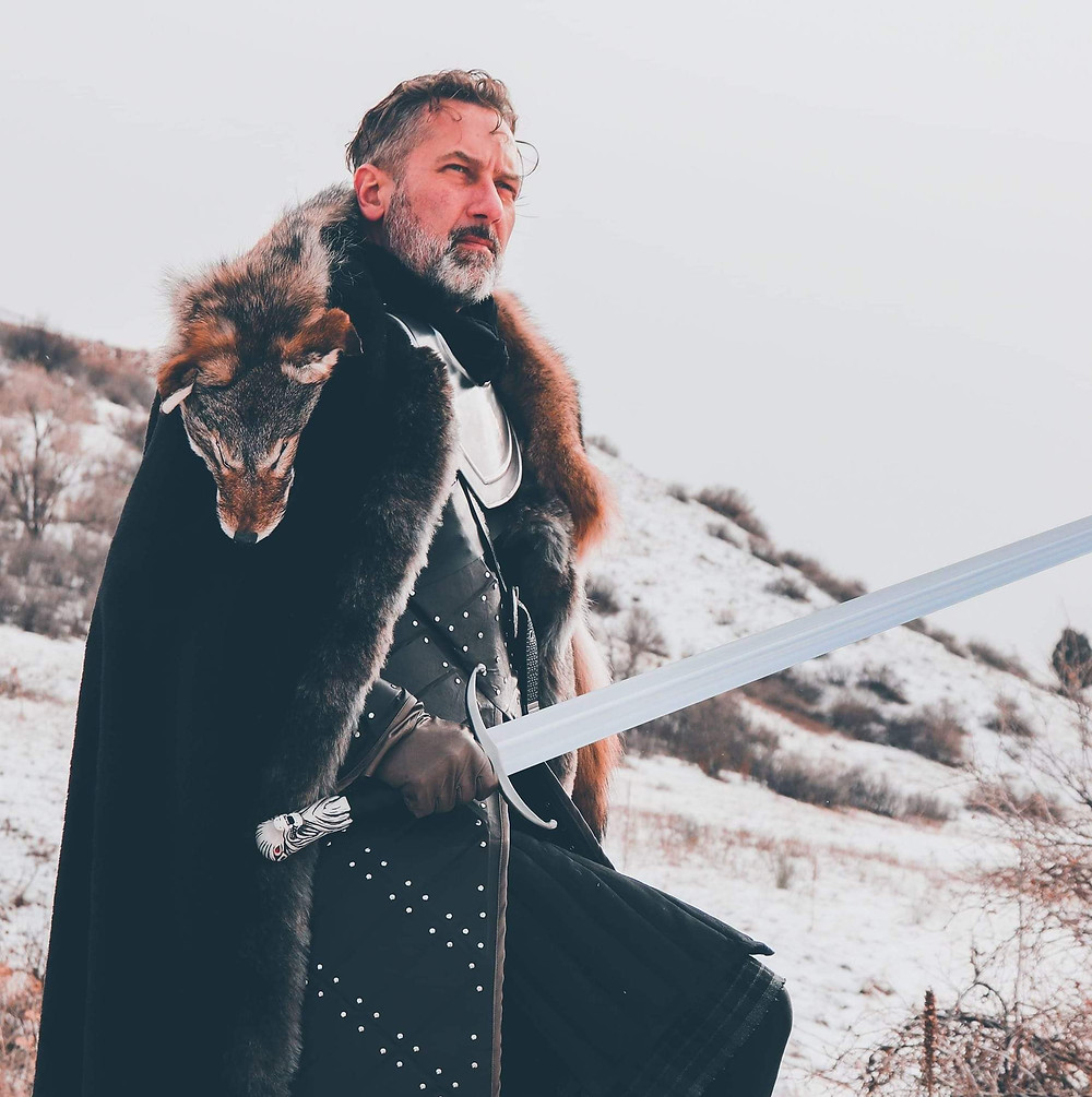 Game of thrones night's watch cosplay