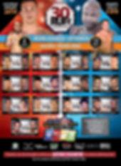 RUF 30, RUF MMA, MMA