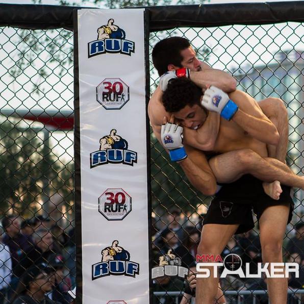 RUF MMA at the Ultrastar Multitainment center at Ak-Chin Circle