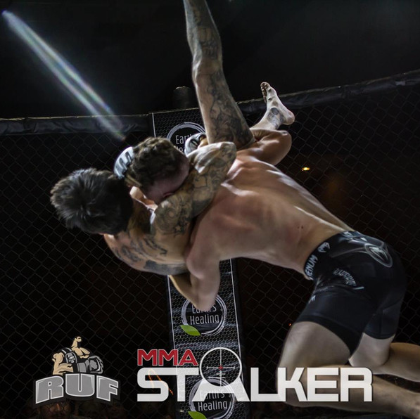Get In the Action With RUF MMA