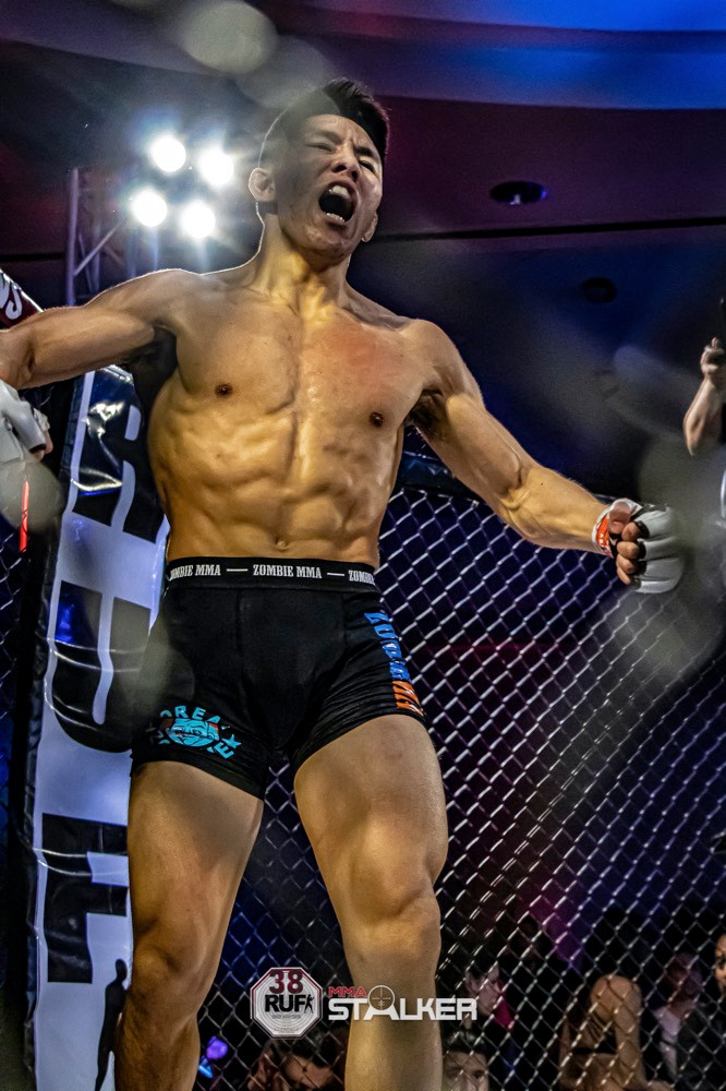 RUF MMA - Chance Ikei debuts at RUF38