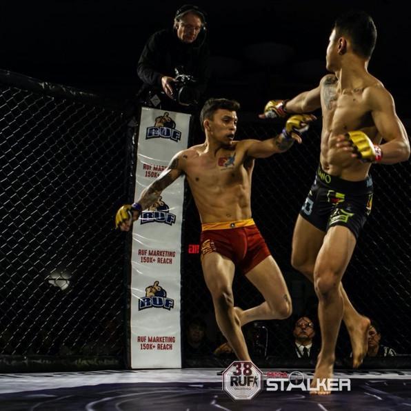 RUF 38 Joseph Rivas vs An Tuan Ho GRUDGE MATCH