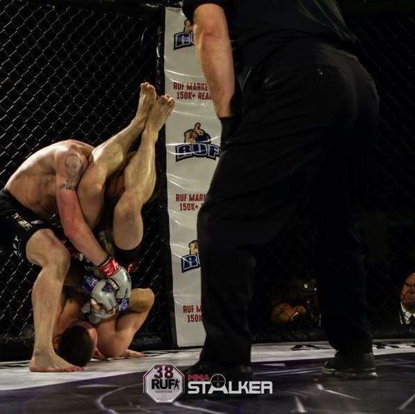 MMAstalker Seth Wheeler vs Ian Miller