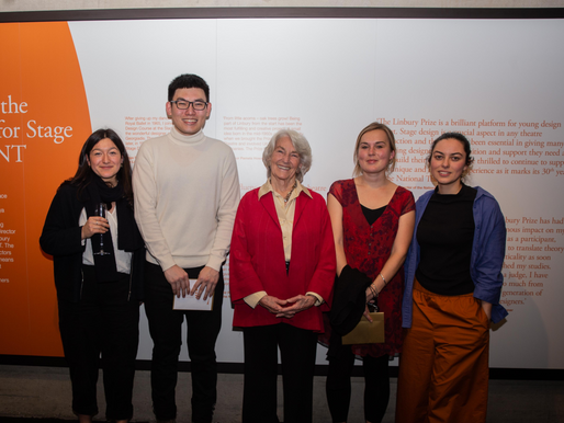 The Linbury Prize Winners Announced