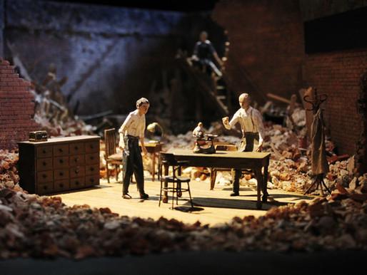 Linbury Prize winning production opens at Leeds Playhouse