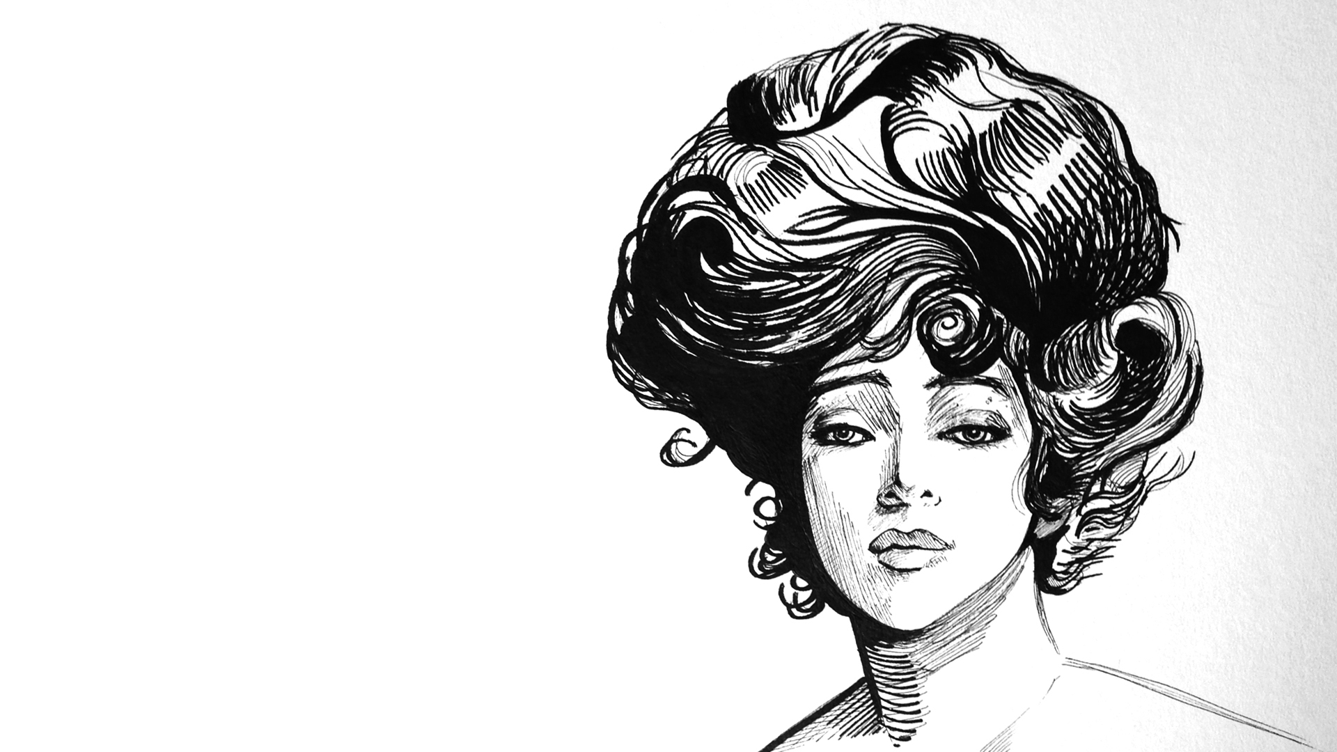 Gibson Girl Tribute