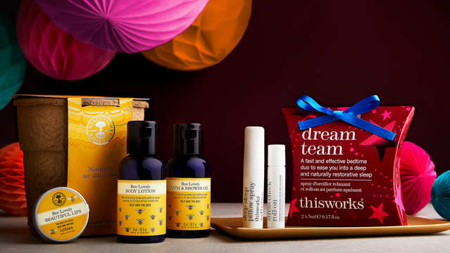 Neal's Yard & ThisWorks Gift Sets