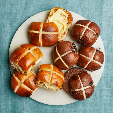 Easter - Hot Cross Buns