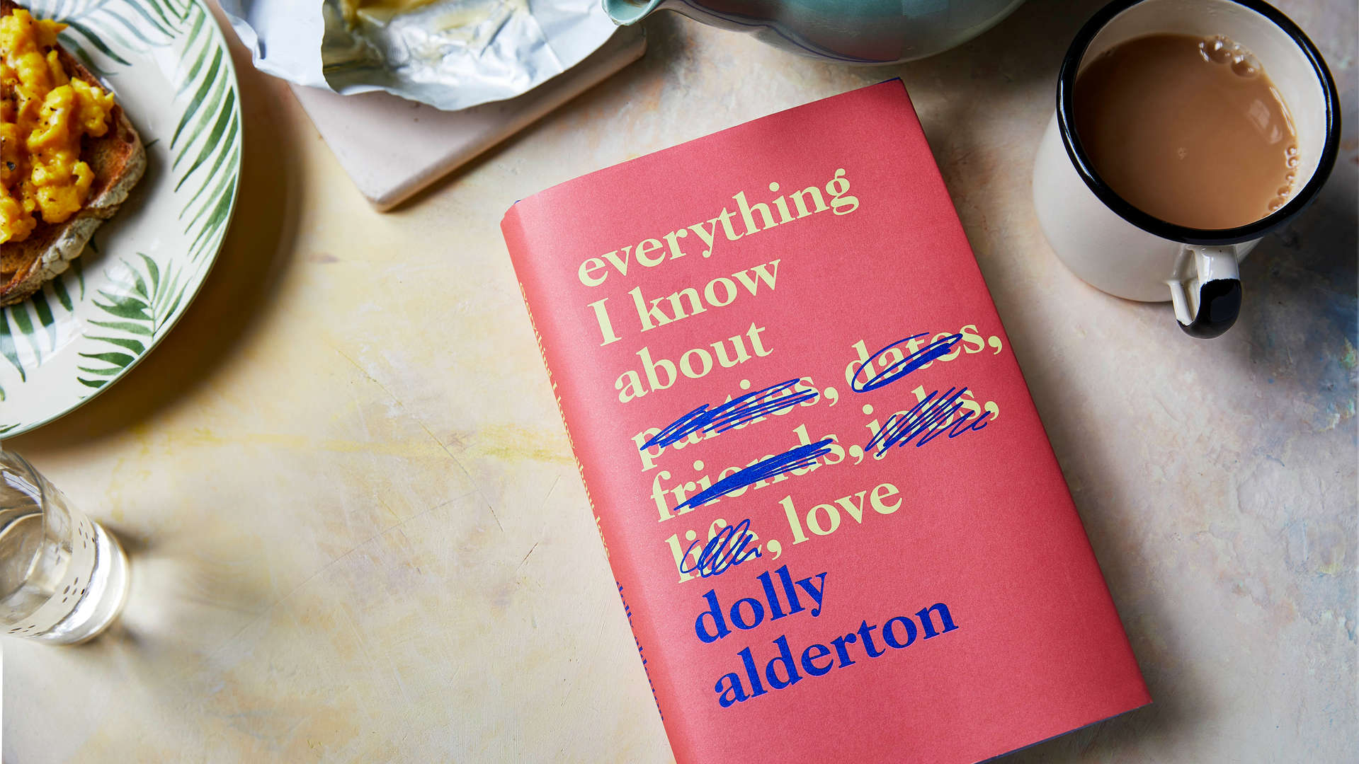 Everything I Know About Love - Book Cover