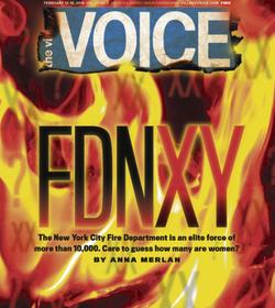 Village Voice, 2/11/14
