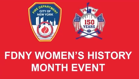 FDNY Women's History Month